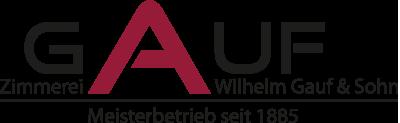 Zimmerei Gauf Logo